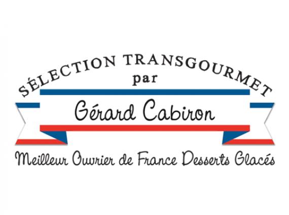 Les Glaces Artisanales Gérard Cabiron pour Transgourmet