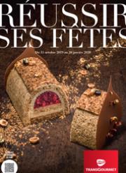 Catalogue Réussir ses Fêtes Boulangerie Paâtiserie