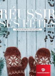 Réussir ses Fêtes, Restauration Collective 2019