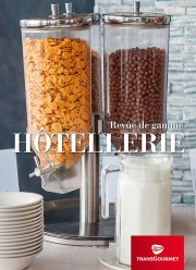 Revue de gamme Hôtellerie