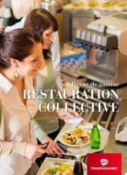 Revue de gamme Restauration d'Entreprise - Transgourmet, distributeur alimentaire