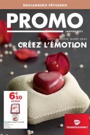 Transgourmet - Promos Boulangerie-Pâtisserie - Janvier 2021