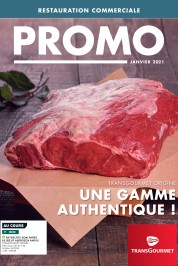 Transgourmet - Promos Restauration Commerciale - Janvier 2021