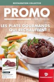 Transgourmet - Promos restauration Collective - Janvier, février 2021