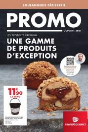 Transgourmet - Promo Boulangerie-Pâtisserie - Octobre 2021