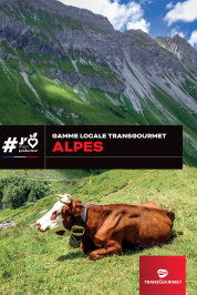 Gamme locale Transgourmet | Alpes