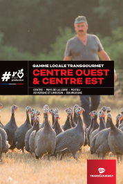 Transgourmet - Gamme locale Centre