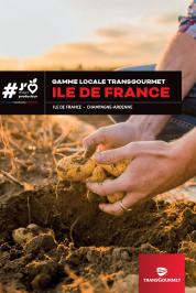 Transgourmet - Gamme locale Ile-de-France