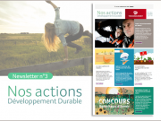 Transgourmet - Newsletter Développement Durable