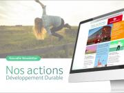 Newsletter développement durable