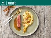 Recette - Filet de canette rôti aux épices, Transgourmet Origine