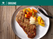 Recette - Faux filet de bœuf charolais grillé, Transgourmet Origine