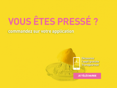 Application mobile - Transgourmet