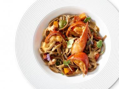 Transgourmet - Recette mijoté de homard