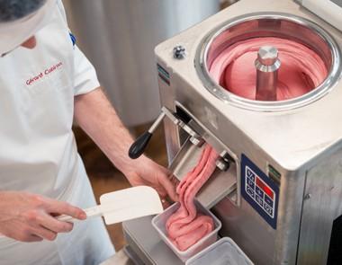 Mettez des glaces artisanales à votre carte - Sélection Transgourmet par Gérard Cabiron