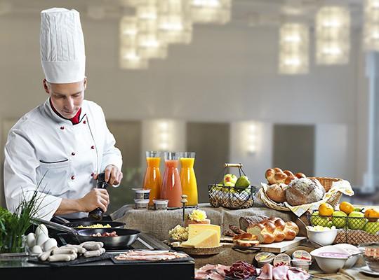 Hôtellerie - Transgourmet, grossiste alimentaire