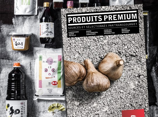 Catalogues Produits Premium