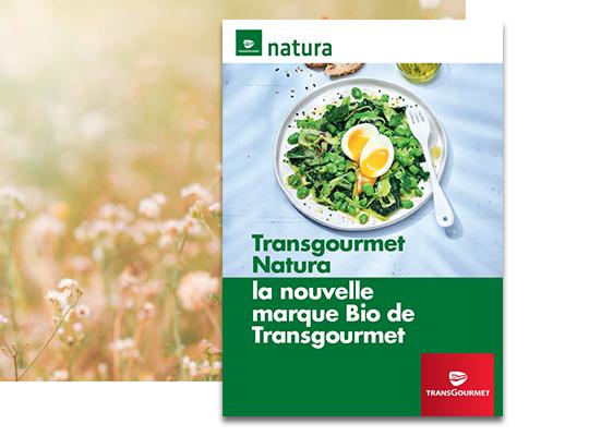 Transgourmet Natura : Transgourmet lance sa marque Bio !