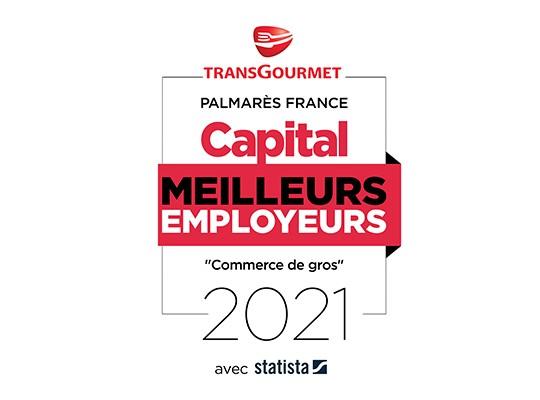 Transgourmet - Meilleur Employeur 2021 !