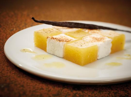 Recette ananas guimauve
