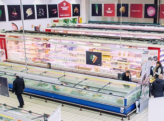 Une gamme élargie - Transgourmet Cash&Carry, grossiste alimentaire