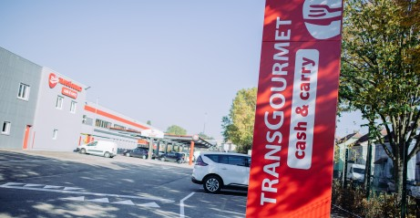 TRANSGOURMET CASH&CARRY - grossiste alimentaire